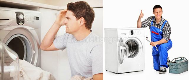 Kinh nghiệm sửa chữa máy giặt tại nhà