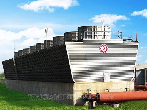 hệ thống giảm nhiệt công nghiệp