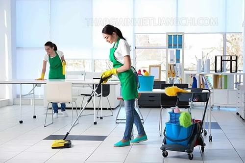 công ty dọn vệ sinh nhà cửa vina tân