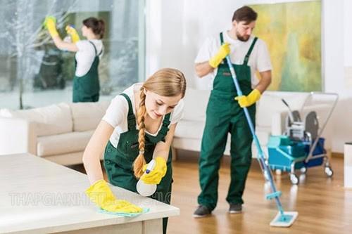 công ty dọn vệ sinh nhà cửa sao việt