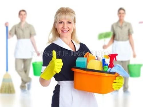 dịch vụ dọn vệ sinh nhà cửa vina tân