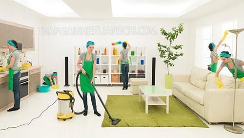 dịch vụ dọn vệ sinh nhà cửa ở tp hcm