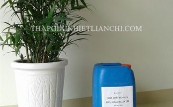 hoá chất bảo trì tháp giải nhiệt