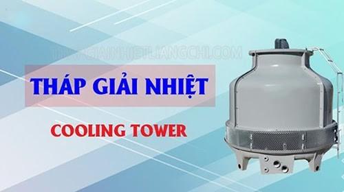 tháp giải nhiệt cooling tower