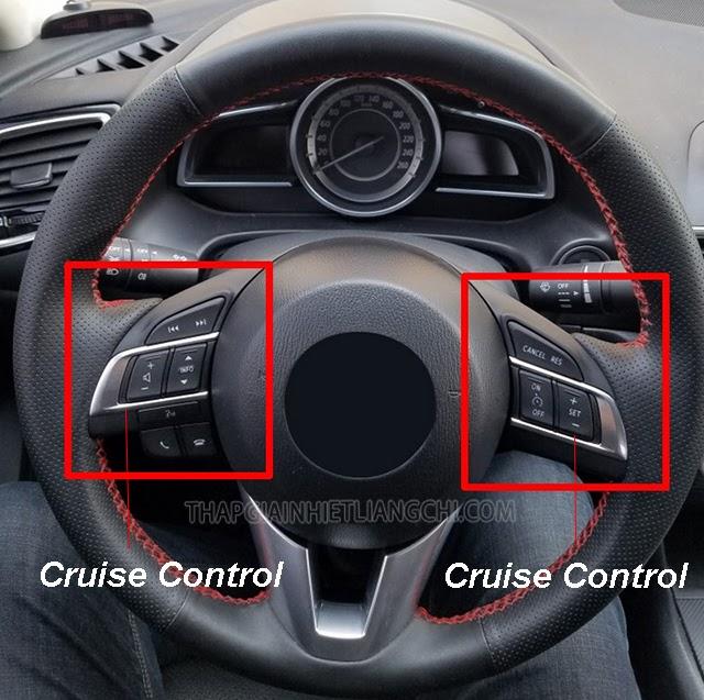 tính năng cruise control là gì