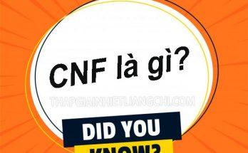 CNF là gì
