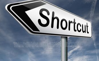 shortcut là gì