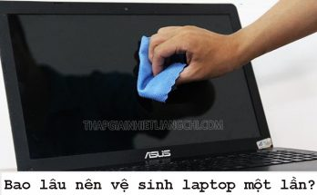 vệ sinh máy tính