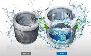 hướng dẫn vệ sinh máy giặt