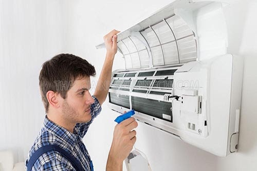 vệ sinh máy lạnh uy tín tphcm
