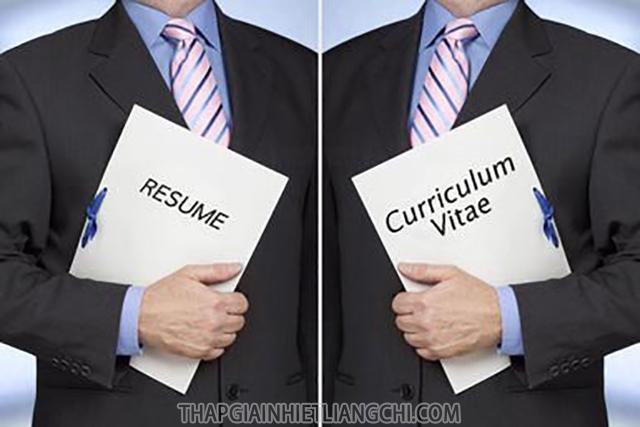 Resume và CV
