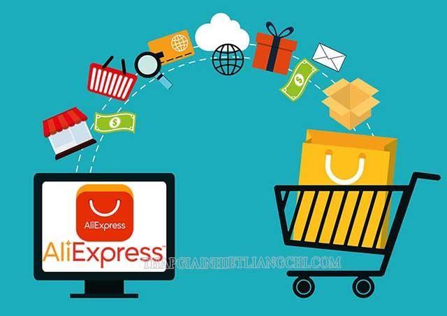 Mua hàng trên Aliexpress có ưu và nhược điểm khác nhau
