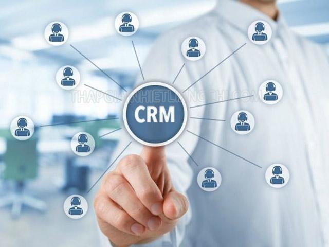CRM giúp quản lý nhân sự hiệu quả