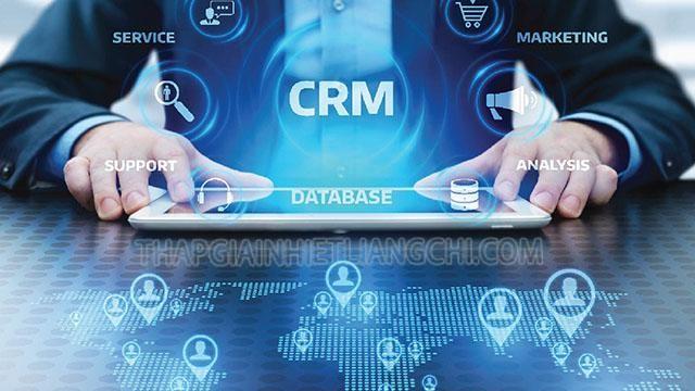 CRM giúp tiết kiệm thời gian quản lý