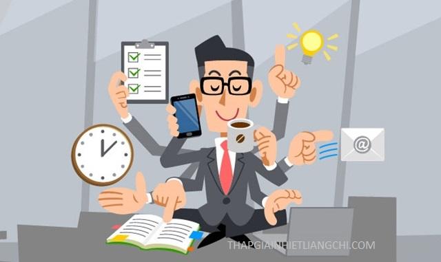 Cách tăng hiệu suất làm việc như thế nào?