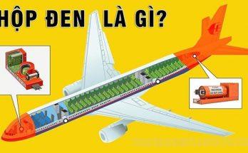 Hộp đen máy bay là gì?