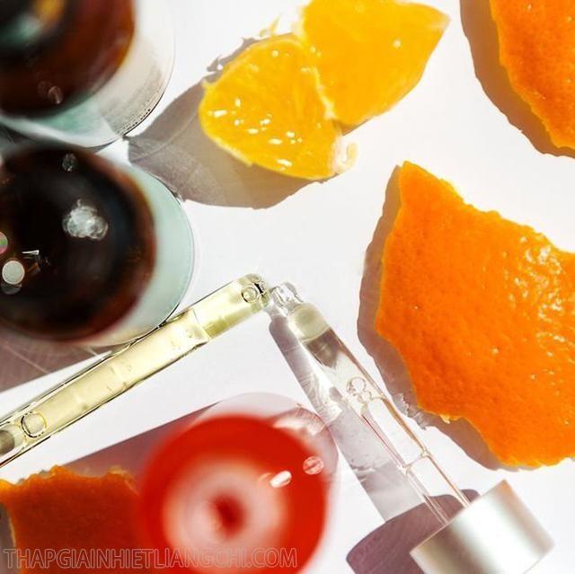 Không dùng Niacinamide cùng Vitamin C