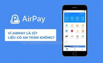 Ví Airpay là gì?