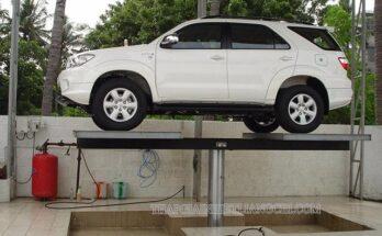 Cầu nâng rửa xe Airtek
