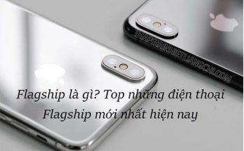 Tìm hiểu thuật ngữ Flagship là gì?