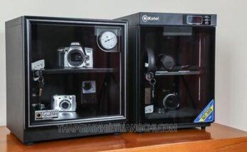 Tủ chống ẩm máy ảnh Nikatei