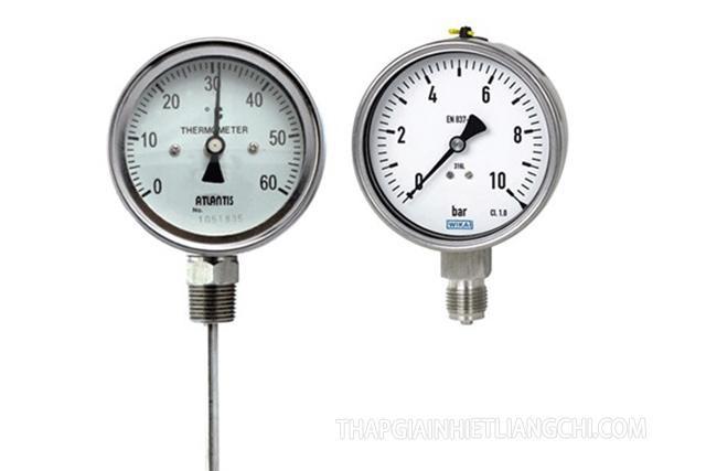Áp kế chính là dụng cụ đo khí áp