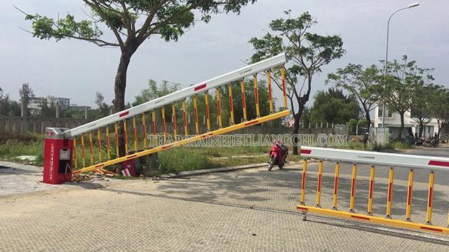 Lựa chọn lắp đặt barrier phù hợp với không gian