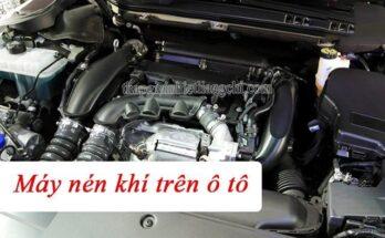 Bảo dưỡng máy nén khí trên ô tô định kỳ giúp thiết bị hoạt động tốt nhất