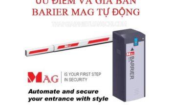 Barrier tự động Mag